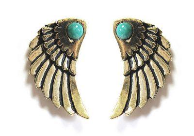 zuttoholic chibi jewels ターコイズピアス