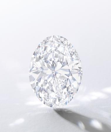 88.22カラットのダイアモンド