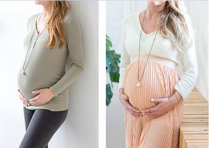 マタニティジュエリー・ボラはお腹の赤ちゃんにメロディをとどけるネックレス