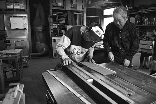 伝統的工芸品、東京唐木仏壇の伝統工芸士